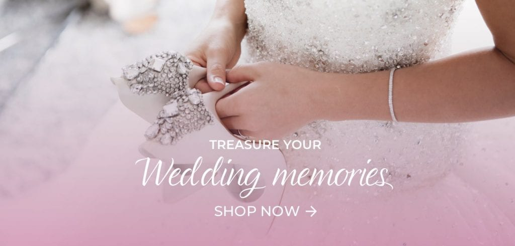 Treasure your Wedding Memories