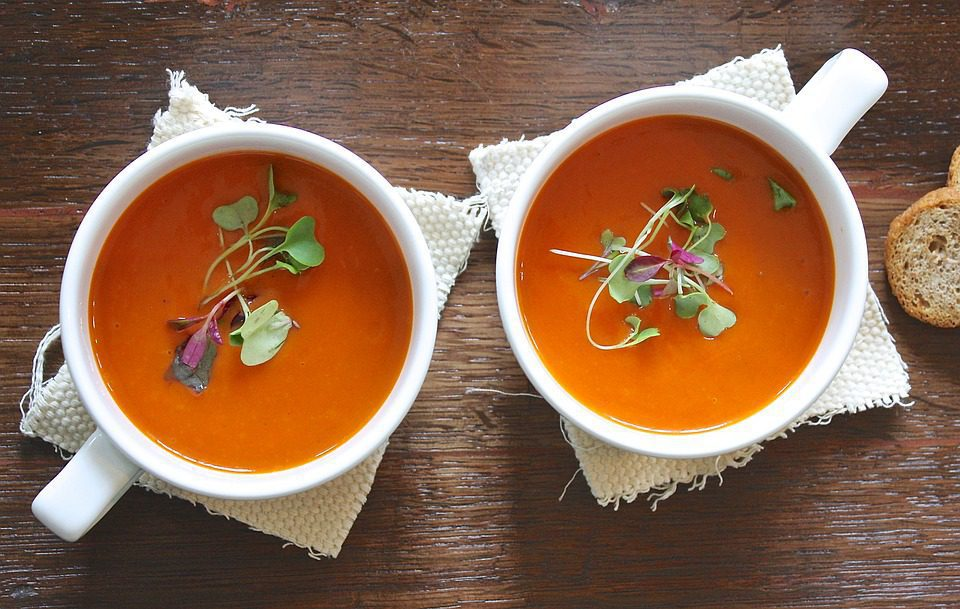 5 Nutritious Soup Ideas for Getting Closer to Your '5 a Day'