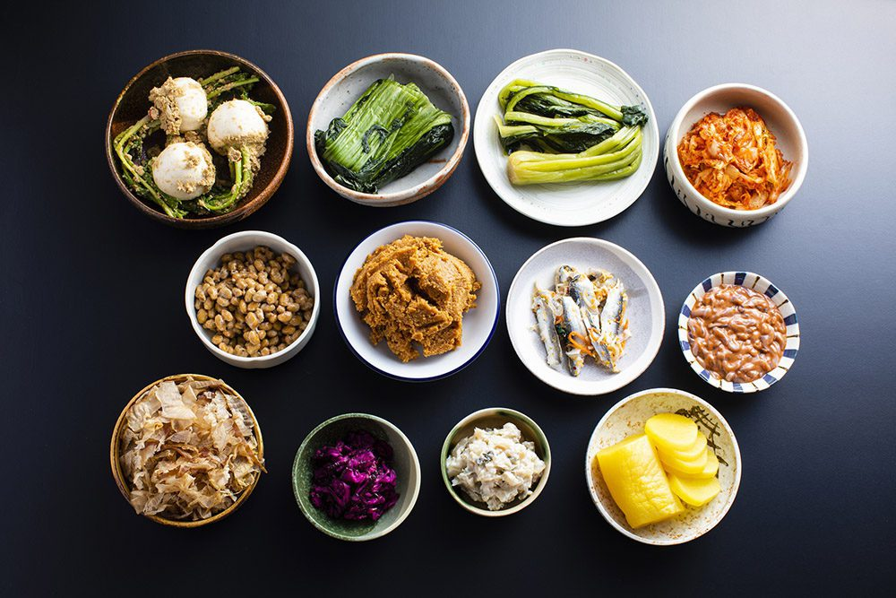 The Magic of Fermented Foods
