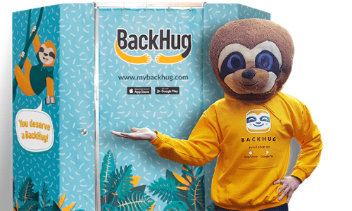Recruitment success story - Declan McLaughlin at backhug